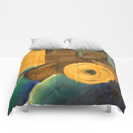 The Trumpet Player Comforters