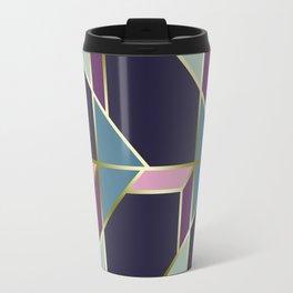 Ultra Deco 3 #society6 #ultraviolet #artdeco Travel Mug