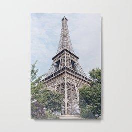 Dreaming of Paris Metal Print