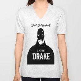 Drake Unisex V-Neck