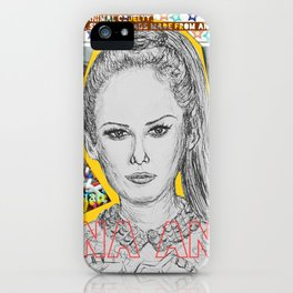 (Angel - Leona Lewis) - yks by ofs珊 iPhone Case