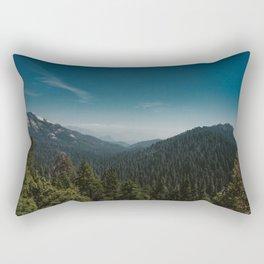 Sequoia National Park Rectangular Pillow
