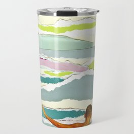 Sun and Surf Travel Mug