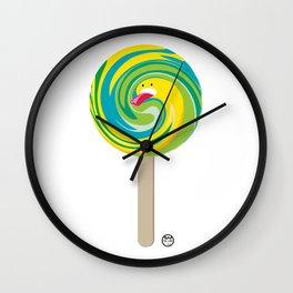 Pal-lecca-lecca Wall Clock