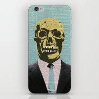 Working Man iPhone & iPod Skin