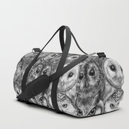 Owl Optics BW Duffle Bag