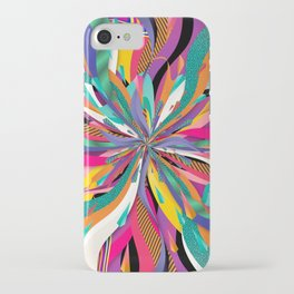 Pop Tunnel iPhone Case