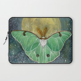 Luna Moth Laptop Sleeve