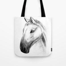 Horse Tales Tote Bag