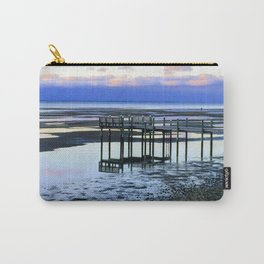 Dock at Low Tide Carry-All Pouch