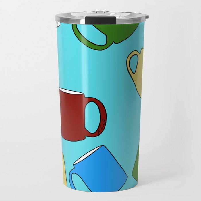 Coffee Mugs! Travel Mug