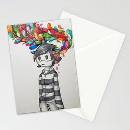 Brain Matter Stationery Cards
