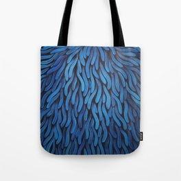 Blue Spag Dream Tote Bag
