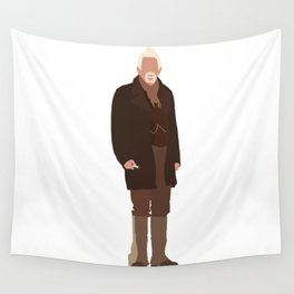 The War Doctor: John Hurt Wall Tapestry