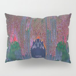 Glitch Ritual II Pillow Sham