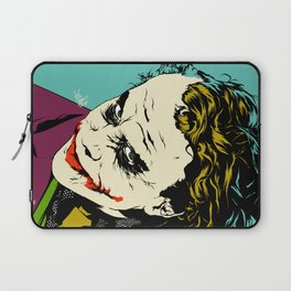 Joker So Serious Laptop Sleeve