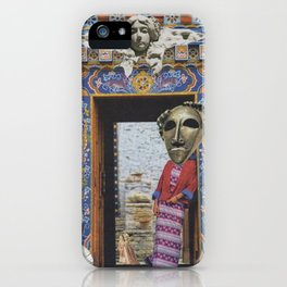 Another light, other colors -- Otra luz, otros colores iPhone Case