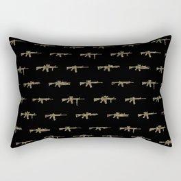 AR15 Pattern Rectangular Pillow