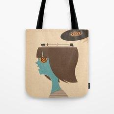 Mind Control Tote Bag