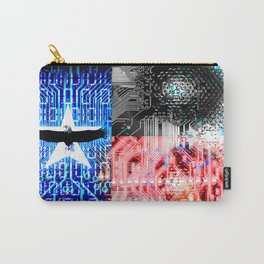 circuit board taxes (Flag) Carry-All Pouch