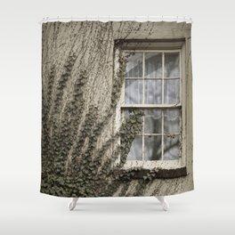 Je suis le Voyeur III Shower Curtain