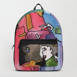 Timeless Lady Love Backpack