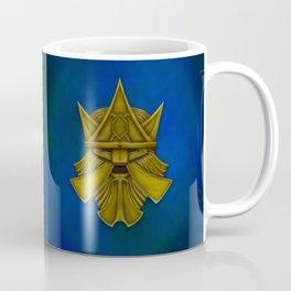 Dwarf King Bronze Coffee Mug