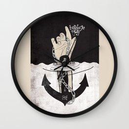 Bondage of self Wall Clock