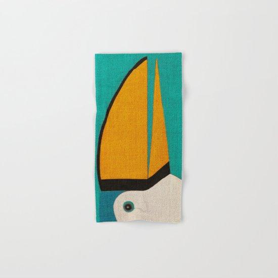 Toucan Hand & Bath Towel
