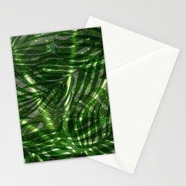 Leaves V10WL Stationery Cards