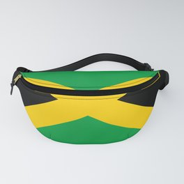 Jamaican Flag Fanny Pack
