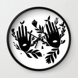 Yugen Wall Clock