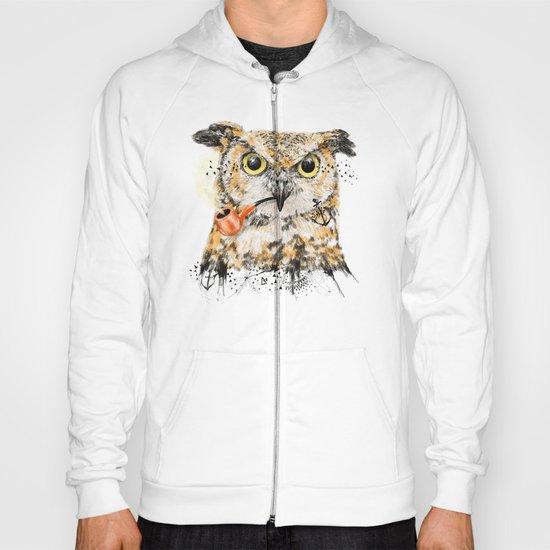 Mr.Owl II Hoody