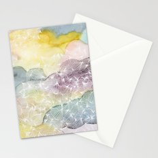 Dreaming in Lotus  Stationery Cards