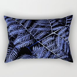 Blue Bracken Rectangular Pillow