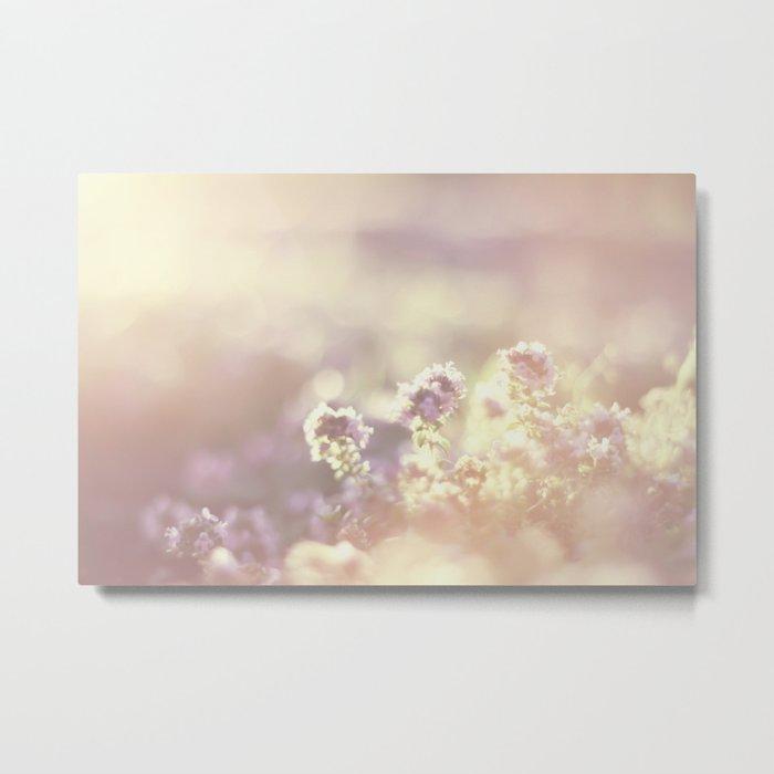 In a blur Metal Print