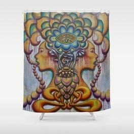 euphoria Shower Curtain