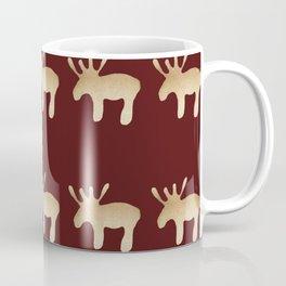 Reindeer queues #decor #society6 #buyart Coffee Mug