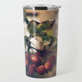 berrys red Travel Mug
