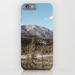 Summer Passing By iPhone Case