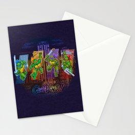 Ninja Teen Turtle Mutants xstat Stationery Cards