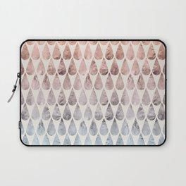 Rainbow Drops Laptop Sleeve