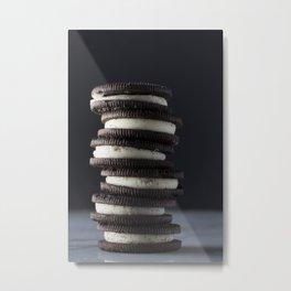 Delicious Cookies Metal Print