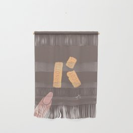 Mini Scotch Finger Wall Hanging