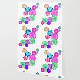 Parasols Wallpaper