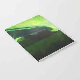 Aurora Borealis Notebook