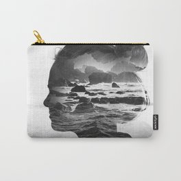 The Black Sea Inside Me Carry-All Pouch