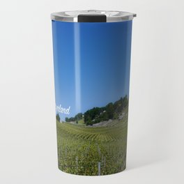 just Travel | Lavaux, Switzerland Travel Mug