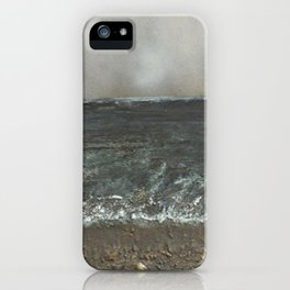 Storm's a comin' iPhone Case