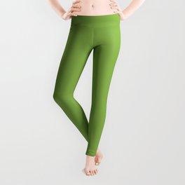Spring 2017 Designer Colors Greenery Leggings